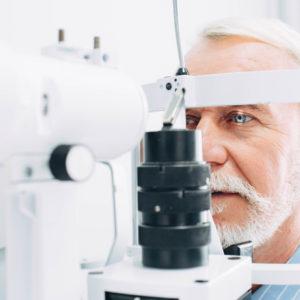 eye doctor visit