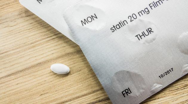 statin pill
